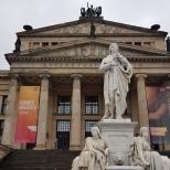 Schiller ve Berlin Konser Salonu