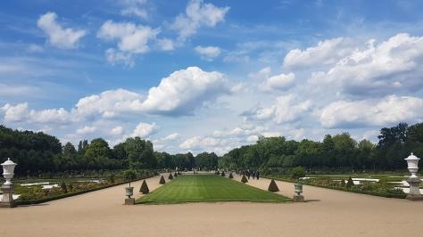 Charlottenburg Barok Bahçe