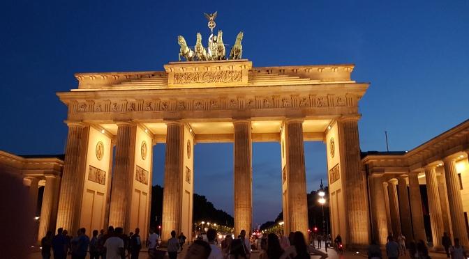 6 Günde Berlin: Brandenburg, Reichstag, Charlottenburg, Ku'damm