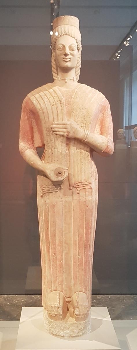 Berlin Goddess