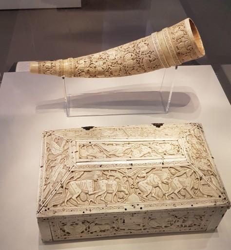 ivory horn